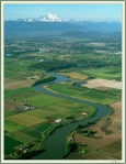 Skagit Valley Photo Used For Land Trust Poster